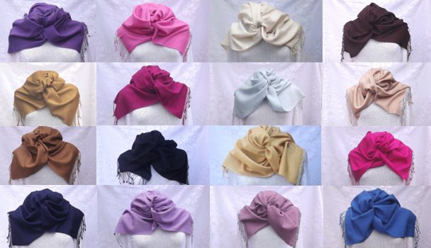 pashmina shopping discount special offer